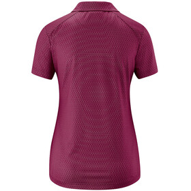 Maier Sports Pandy Polo Mujer, ping allover